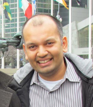 Nipun at the UN