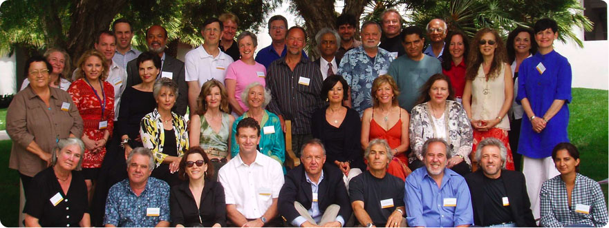 Evolutionary Leaders - 2008 Retreat Group Photo